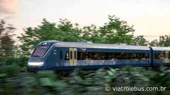 """Alstom vai fornecer o modelo """"X'trapolis"""" para Trem Maia no México - Via Trolebus"""