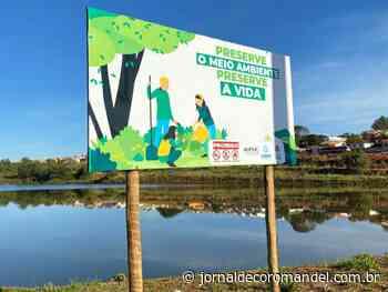 Coromandel comemora o Dia Mundial do Meio Ambiente realizando cuidados nas represas do Vale do Sol e Anel Viário - Jornal de Coromandel