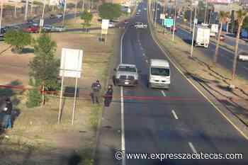 Ciclista fallece atropellada en Guadalupe - Noticias - Express Zacatecas