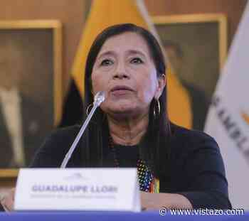 ¿Quién es Guadalupe Llori, la actual Presidenta de la Asamblea Nacional? - Vistazo