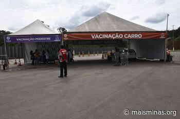 Prefeitura de Itabirito inicia vacinação de profissionais da educação - Mais Minas