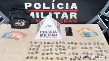 Dois menores são apreendidos por tráfico de drogas em Itabirito - Mais Minas
