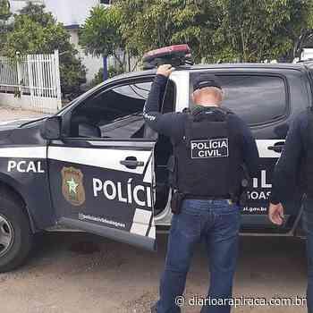 Acusado de homicídio em Palmeira dos Índios tenta suicídio antes de ser preso - Diário Arapiraca