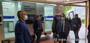 Distretto Mirano-Dolo, da domani arriva il camper vaccinale dell'Ulss 3 - La PiazzaWeb - La Piazza