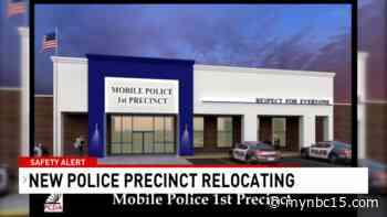 Mobile Precinct 1 moving to Dauphin Island Parkway - NBC 15 WPMI