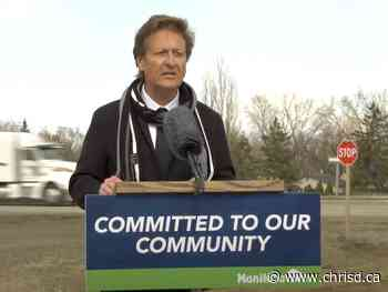 Highway 5A into Dauphin Targeted for $13M Reconstruction - ChrisD.ca