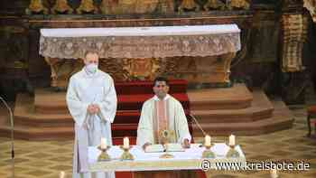Pater Robin verlässt die Pfarreiengemeinschaft Nesselwang-Pfronten - Kreisbote