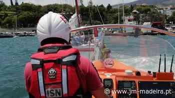Estação Salva-vidas prestou auxílio a velejador no Funchal - jm-madeira.pt