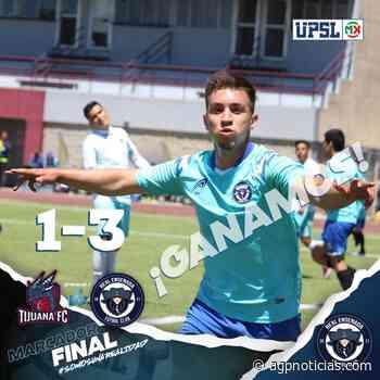 Ganó el equipo de Ensenada en su debut - AGP Deportes