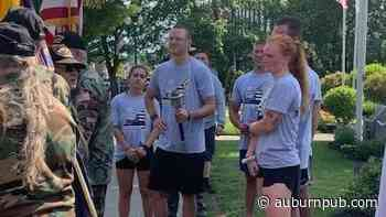 Law enforcement officers support Special Olympics with torch run through Cayuga County - The Citizen