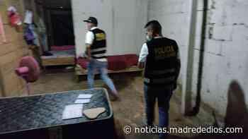 Puerto Maldonado: Autoridades intervienen locales vinculados a la prostitución en la avenida Alameda - Radio Madre de Dios