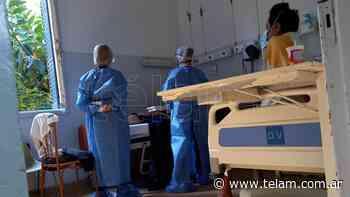Murieron 689 personas y 26.934 fueron reportadas con coronavirus en el país - Télam