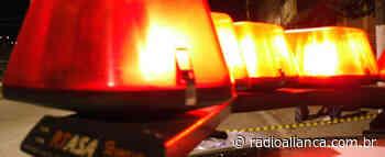 Mulher é presa após agredir o filho de sete anos em Capinzal - Rádio Aliança 750khz