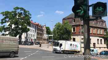 Erlangen: Endlich fließt der Verkehr wieder - Nordbayern.de