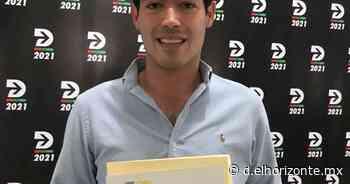 Entregan constancia de mayoría a David de la Peña, candidato a la alcaldía de Santiago - El Horizonte