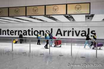 Heathrow passenger numbers keep dwindling as CEO urges G7 for safe travel