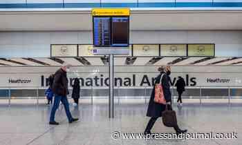 Heathrow Airport passenger numbers plummet by 90