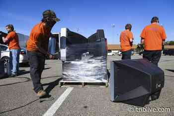 Electronics recycling event coming to Freeport Middle School - TribLIVE