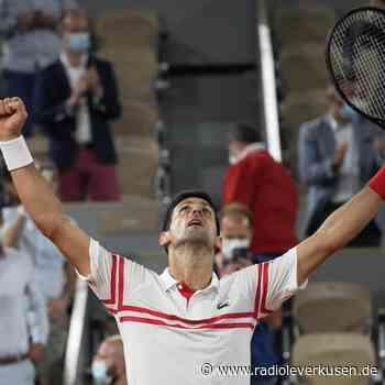 Nach Sieg gegen Nadal: Djokovic will 19. Grand-Slam-Titel - radioleverkusen.de