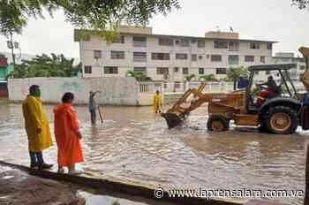 Lluvias en Anzoátegui dejan un muerto y vías inundadas - La Prensa de Lara