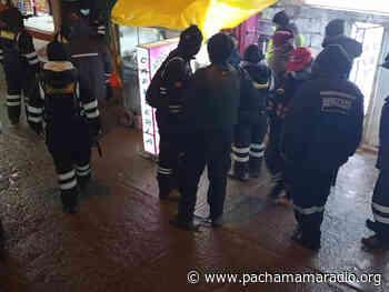 Más de 40 ciudadanos libaban licor irresponsablemente en cantinas de La Rinconada - Pachamama radio 850 AM