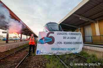 Pourquoi les trains entre Lyon et Roanne restent-ils en rade à Amplepuis ? - le-pays.fr