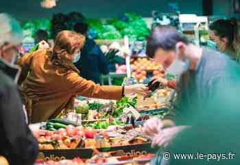 Un marché paysan organisé place des Promenades samedi 12 juin à Roanne - le-pays.fr