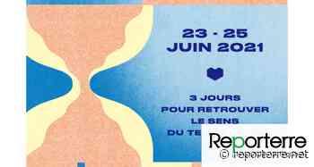 Ouishare Fest 2021, à Bobigny (Seine-Saint-Denis) - Reporterre