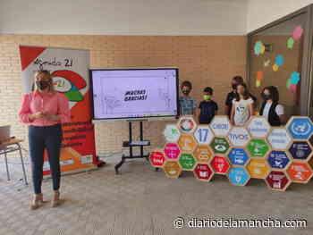 Reconocen labor del CEIP 'San Agustín' en el marco del Programa Agenda 21 Escolar-Horizonte 2030 - Diario de - Diario de Castilla-La Mancha