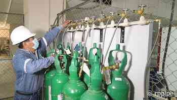 COVID-19: ¿En qué estado se encuentra el abastecimiento de oxígeno en el país? - RPP Noticias