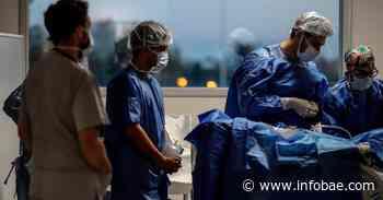 Coronavirus: los contagios siguen bajando, pero el promedio de muertes diarias aumentó el 9% durante la última semana - infobae