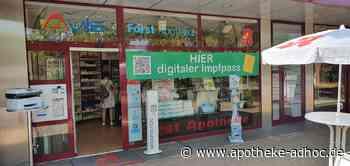 Impfzertifikate: Apotheker vergibt Abholnummern | APOTHEKE ADHOC - APOTHEKE ADHOC