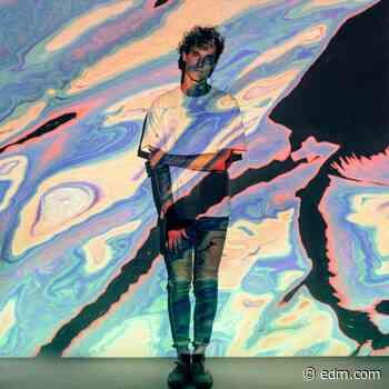 """GRiZ Drops Kaleidoscopic Dubstep Single, """"Tie-Dye Sky"""" - EDM.com"""