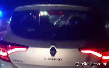 PRF recupera veículo de aluguel com registro de roubo - Jornal O Dia