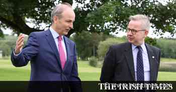 Martin says changes to checks on animals may offer way to ease protocol pressures - The Irish Times