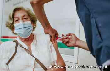 Balcarce recibe el mayor lote de vacunas desde el inicio de la campaña de inoculación - www.minutobalcarce.com.ar