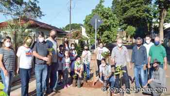 Indianópolis realiza ação no Dia Internacional do Meio Ambiente. - Folha De Cianorte