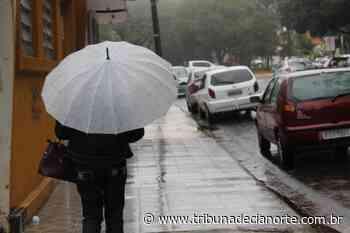 Cianorte registra 46 milímetros de chuva em quatro dias - Tribuna de Cianorte