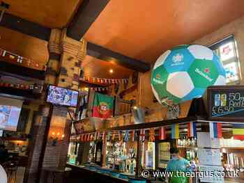 Covid restrictions but Brighton pubs ready for Euros