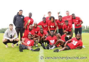 Champions Badu seal unbeaten season - Camden New Journal newspapers website