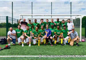 Albion aces are up for the cup again - Camden New Journal newspapers website