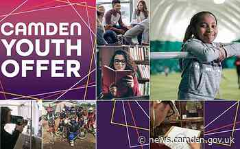 Young people to help shape new Camden Youth Offer - Camden Council - Camden Council
