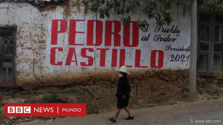 Elecciones en Perú | Cómo es Cajamarca, la pobre región rica en oro en la que se forjó Pedro Castillo - BBC News Mundo