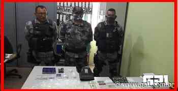 Força Tática apreende 500 papelotes de cocaína no Parque Alvorada - GP1