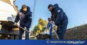 El Municipio de Comodoro Rivadavia implementa nuevas acciones ambientales - La Opinión Austral