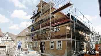 Mit Beginn der Sanierungsarbeiten kündigt Naumburger Bürgergenossenschaft Auflösung an - HNA.de