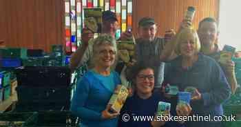 Stoke-on-Trent's foodbank heroes - Stoke-on-Trent Live