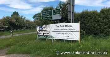 Pub threatened with £5k fine over roadside banner - Stoke-on-Trent Live