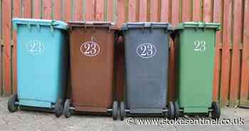 'Seven bins per household' plan on the cards - Stoke-on-Trent Live