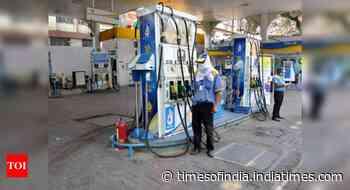 After petrol, diesel crosses Rs 100-mark in Rajasthan city